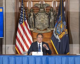 Governor Cuomo Holds a Briefing on June 4,2020